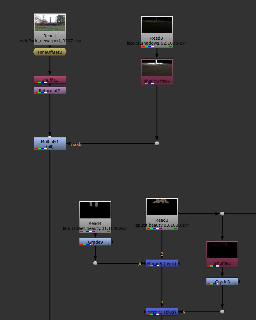 Module 2 – Ruiting Wang – MA VFX (3D)